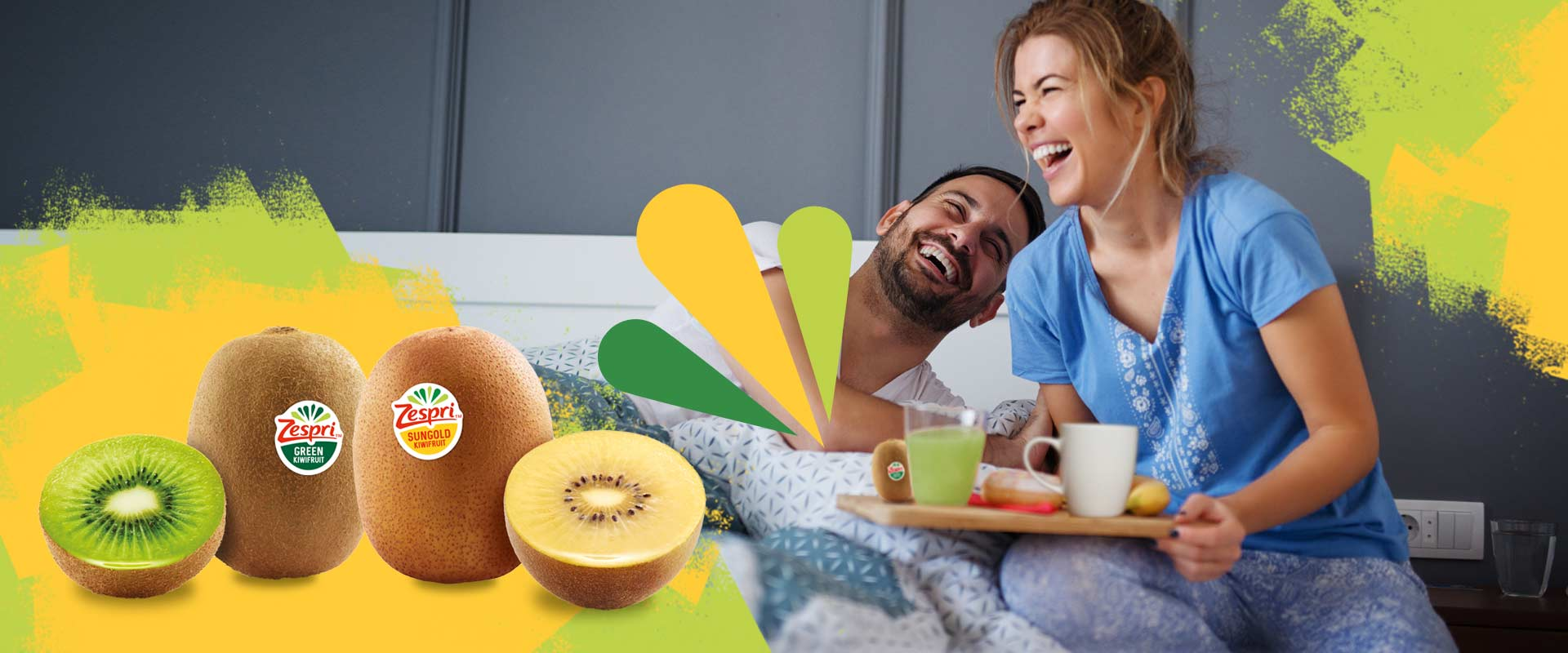 4 Relaxed and Easy Ways to Eat Zespri™ Kiwifruit this Summer